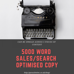 sales copywriting
