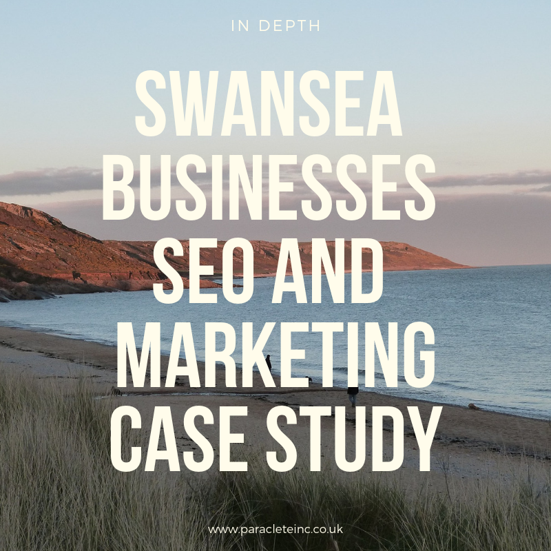 Swansea Businesses SEO and Marketing